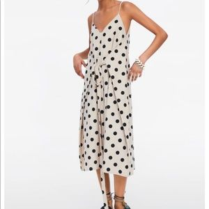 Zara polka dots dress